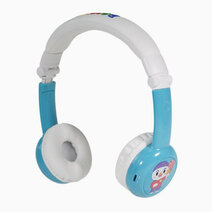 Bamini hachu happy wired headphones blue 1