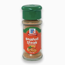 Mccormick broiled steak seasoning 60g