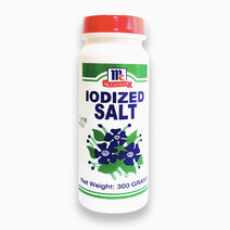 Mccormick iodized salt 300g