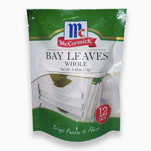 Bay Leaves Whole (12x1g) by McCormick