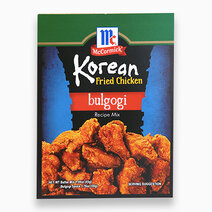 Mccormick korean fried chicken bulgogi 95g