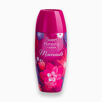 Sweet honesty moments roll on deodorant