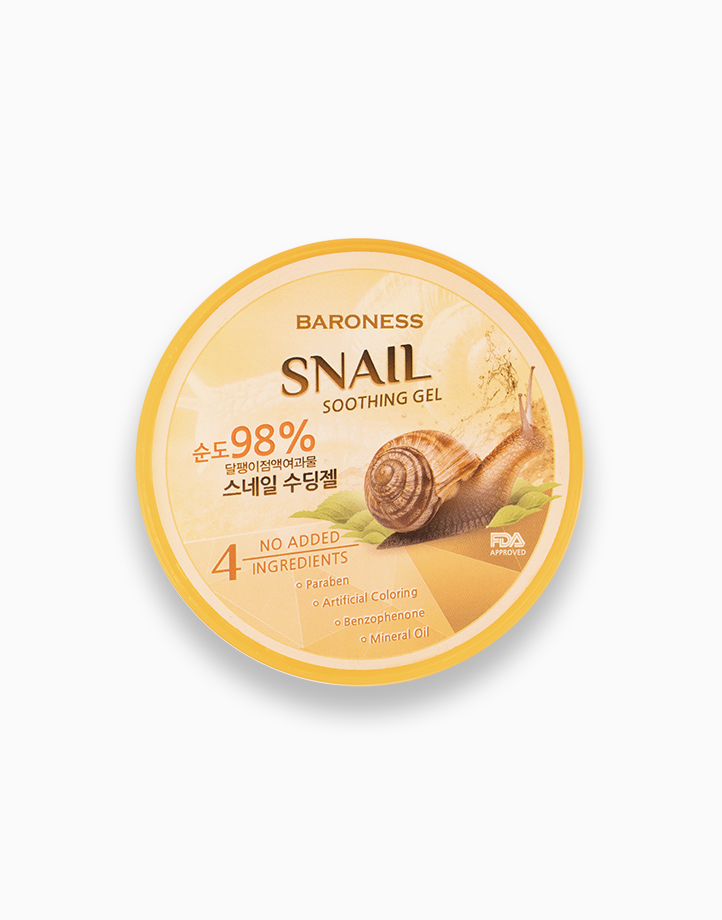 Snail Soothing Gel by Baroness