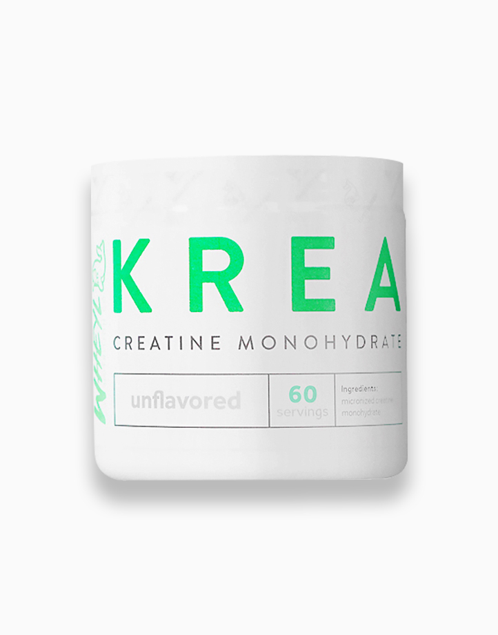 KREA Creatine Monohydrate (300g) by Wheyl Nutrition Co.