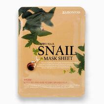 4538 snail mask