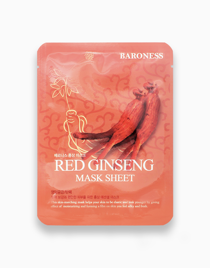 Red Ginseng Mask by Baroness