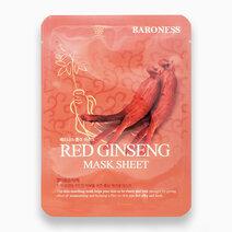 4529 red ginseng mask