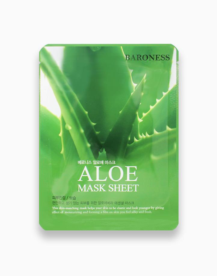 Aloe Vera Mask by Baroness