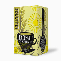Rise shine organic tea