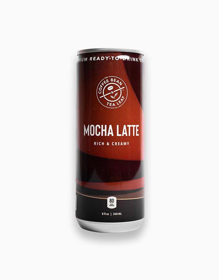 The Coffee Bean & Tea Leaf¨ Mocha Latte 240ml (1 case) by The Coffee Bean & Tea Leaf