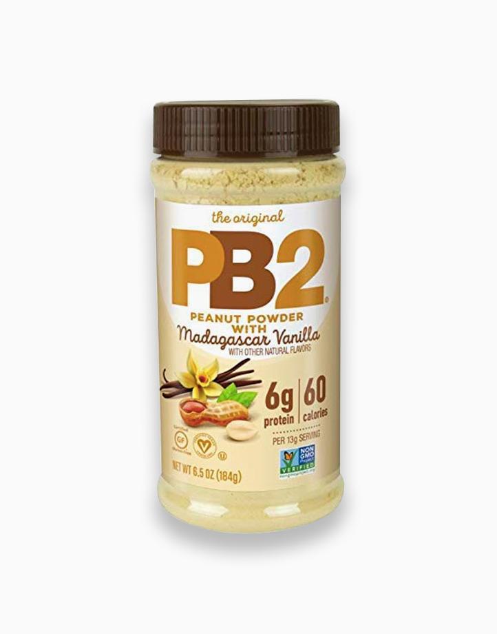 Powdered Peanut Butter Madagascar Vanilla (184g / 6.5oz) by PB2
