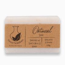 Oatmeal soap 1