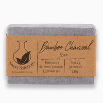 Bamboo charcoal soap 1