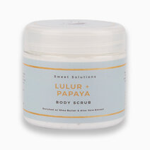 Lulur papaya body scrub 1