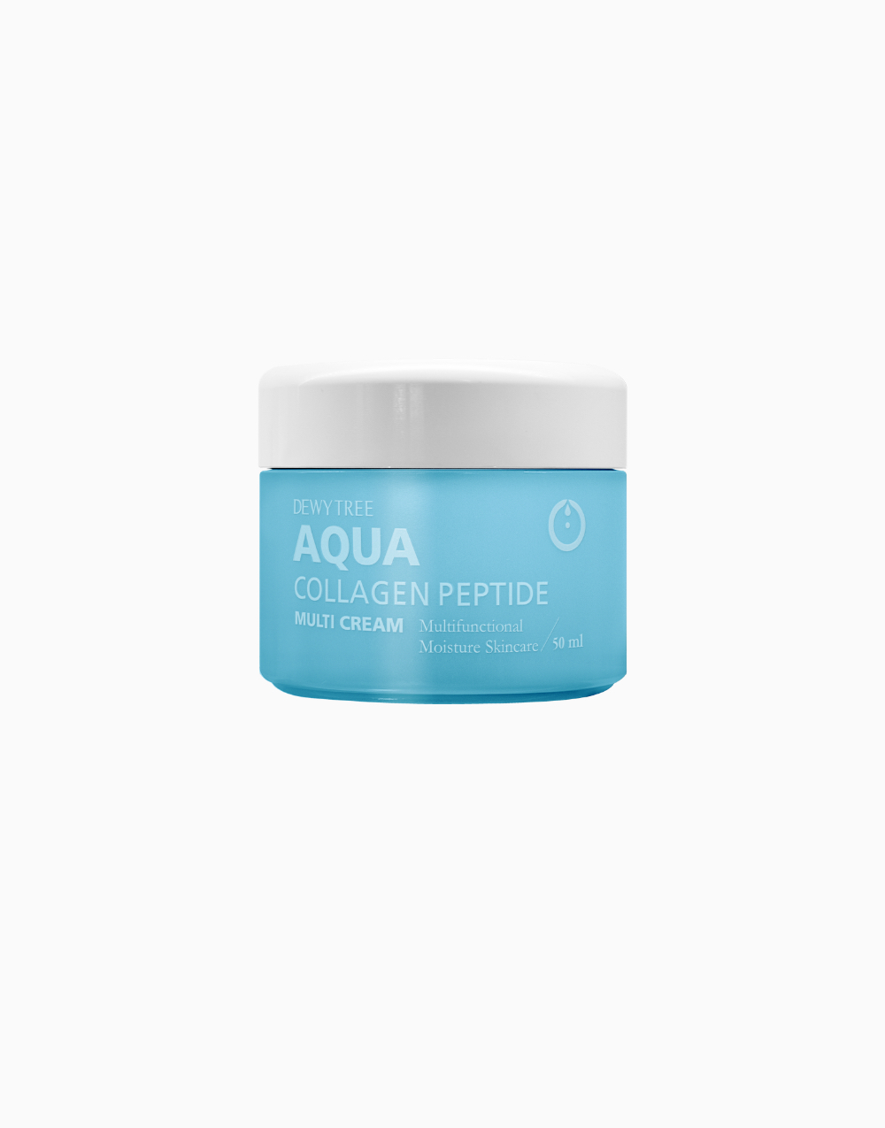 Aqua Collagen Peptide Multi Cream 50 ml by Dewytree