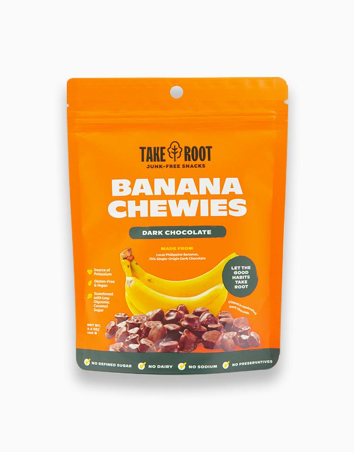 Dark Chocolate Banana Chewies by Take Root