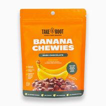 Dark banana chewies 110g front