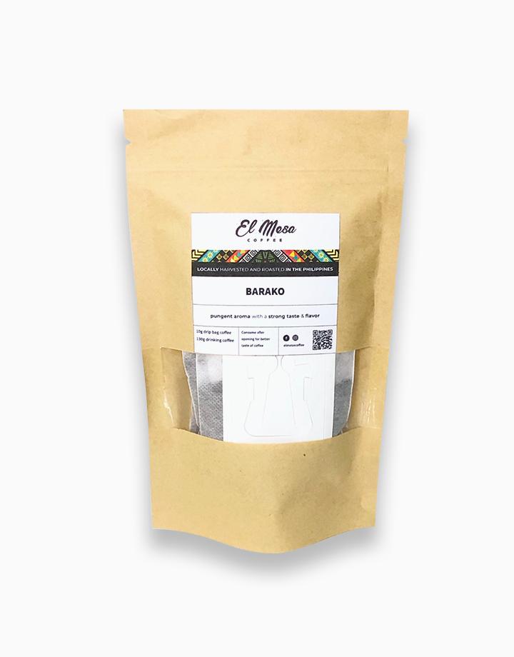 Barako Coffee Drip Bag by El Mesa Coffee