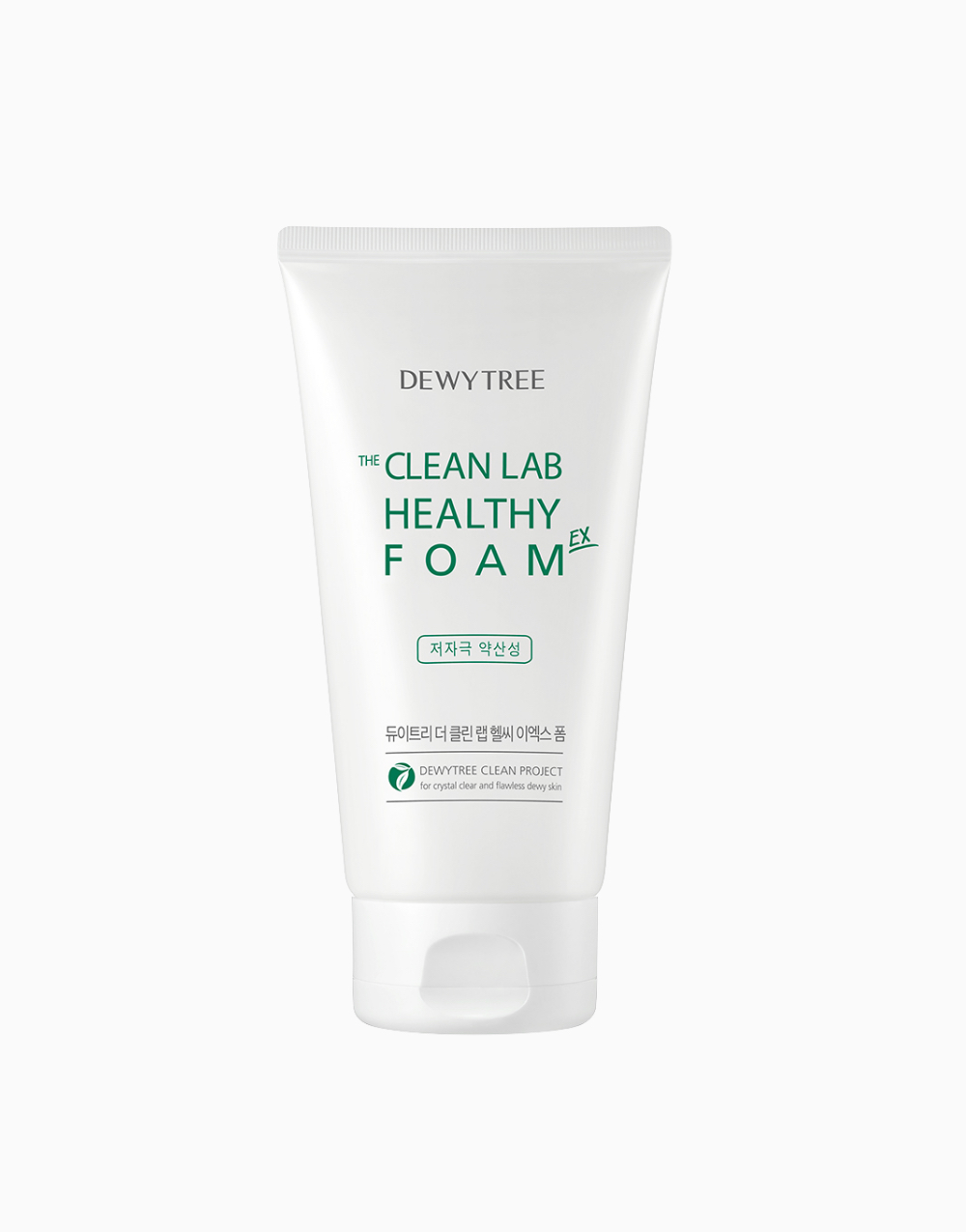 The Clean Lab Healthy Ex Foam by Dewytree