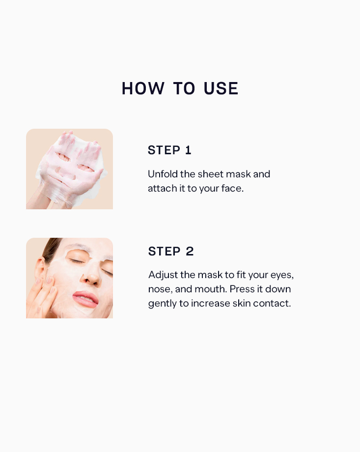 10278 pure skin red ginseng essence mask sheet how to 1