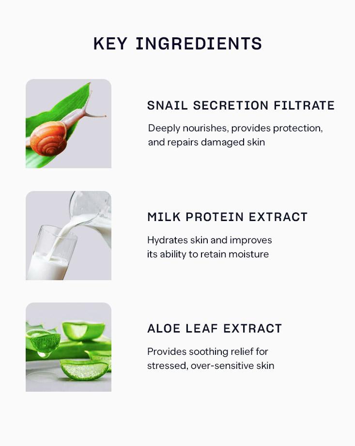 10256 nutri snail daily cream ki