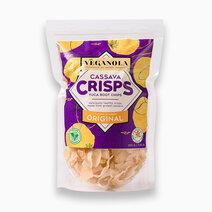 Cassava crisps original