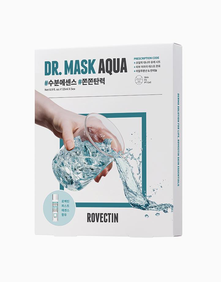 Dr. Mask Aqua (5 Sheet Masks) by Rovectin