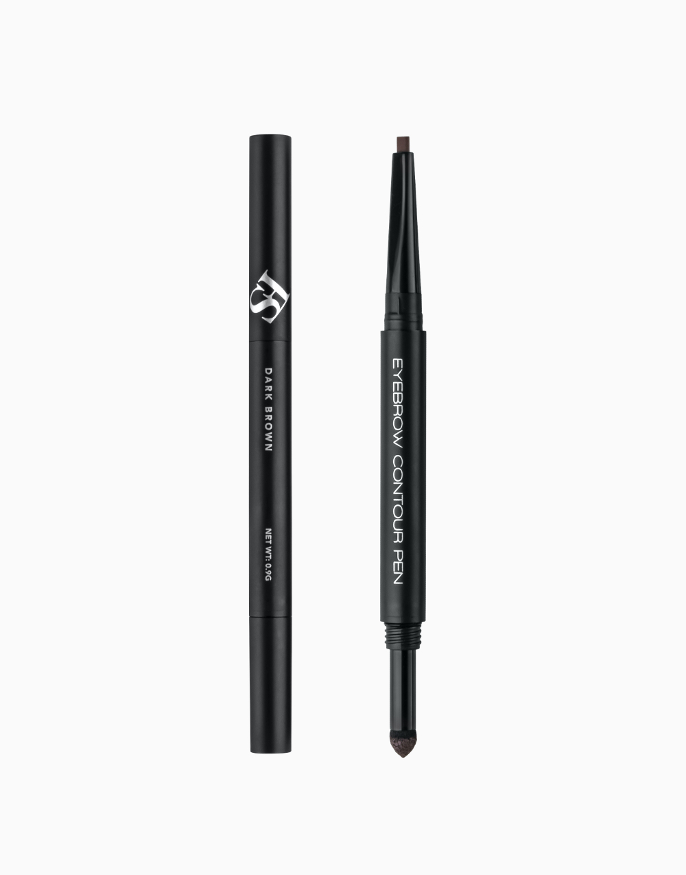 Eyebrow Contour Pen by FS Features & Shades | Dark Brown