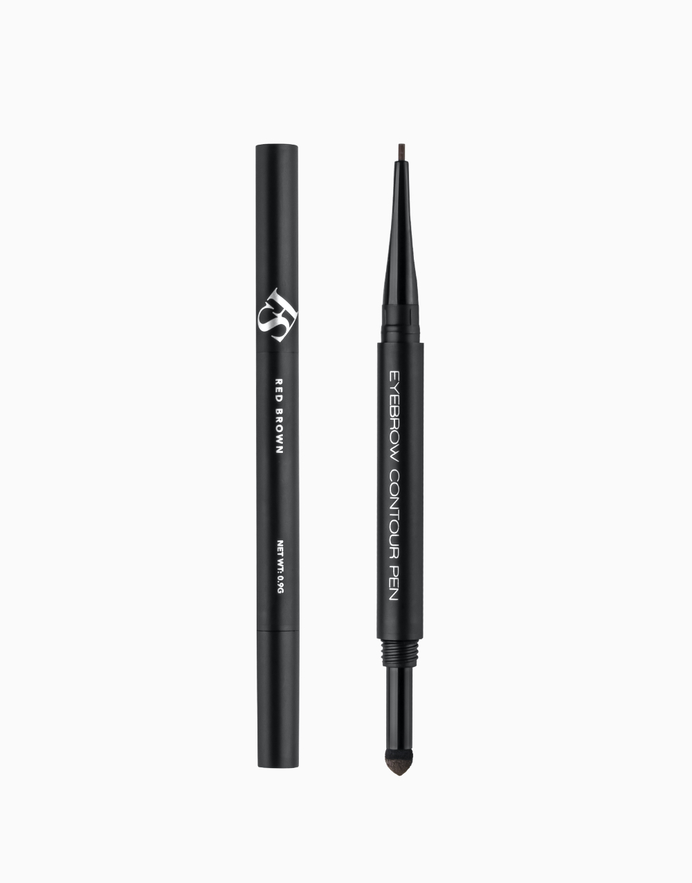 Eyebrow Contour Pen by FS Features & Shades | Red Brown