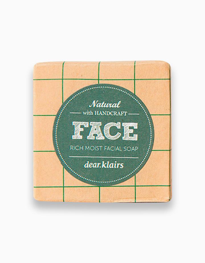 Face Rich Moist Facial Soap by Dear Klairs