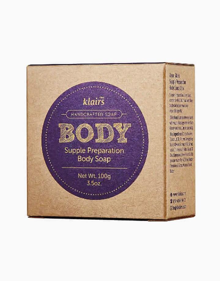 Supple Preparation Body Soap by Dear Klairs
