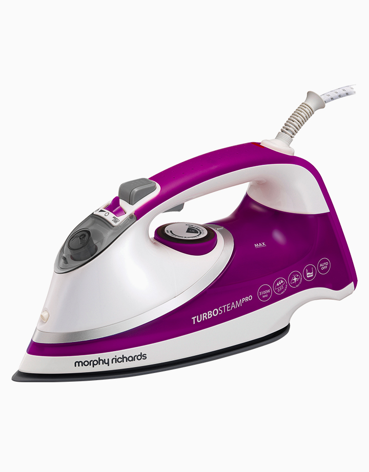 Morphy Richards 3100w 55g/190g Ionic Soleplate by Morphy Richards