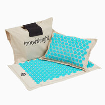 ACUTHERA Premium Acupressure Mat and Pillow Set by InnovWeight