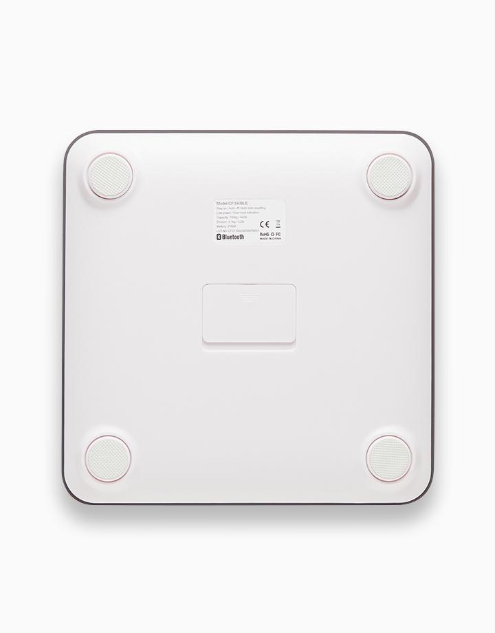 M Smart Digital Bluetooth Weighing Scale Body Fat Analyzer by InnovWeight | Grey