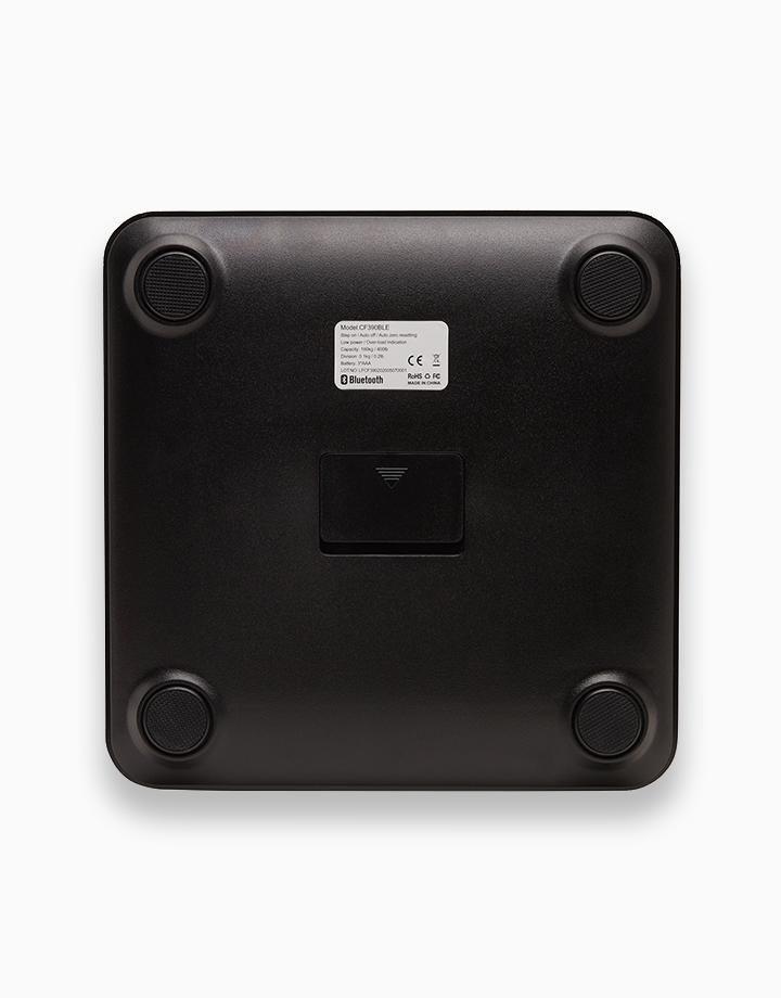 M Smart Digital Bluetooth Weighing Scale Body Fat Analyzer by InnovWeight | Black