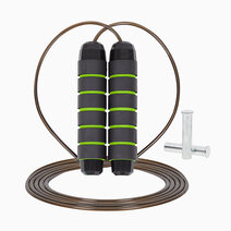 Weighted Fitness Jump Skipping Rope by InnovWeight