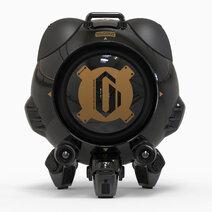 Gravastar bluetooth speaker venus shadow black