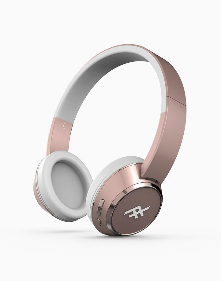 Coda Wireless Bluetooth Headphone With Mic by iFrogz | Rose Gold