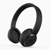 Ifrogz coda wireless bluetooth headphone with mic black 1