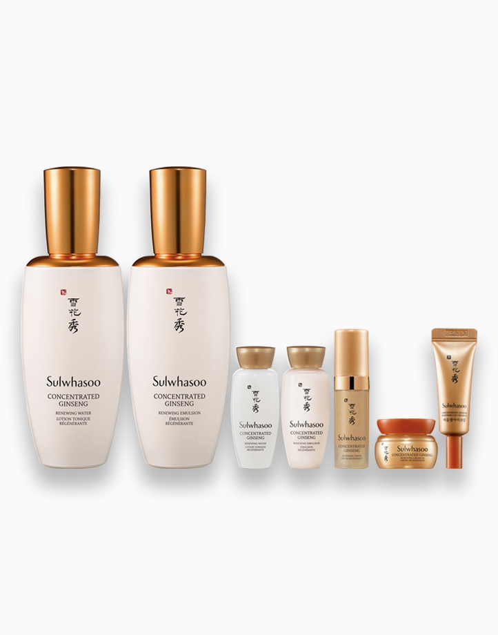 Concentrated Anti-Aging Daily Routine Set by Sulwhasoo