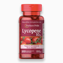 Lycopene 10mg (100 Softgels) by Puritan's Pride