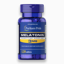 Re mv 75899 7903 melatonin 3 mg 120 tablets