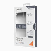 Gear4 d3o crystal palace fred iphone 12 pro max clear 1