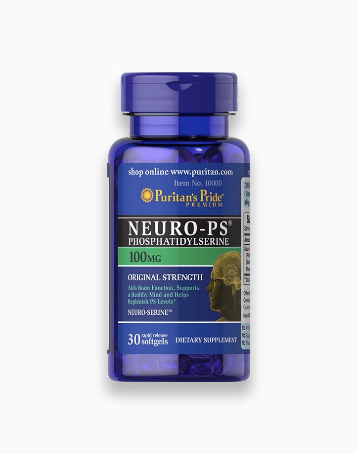 Neuro-PS Phosphatidylserine 100mg (30 Softgels) by Puritan's Pride