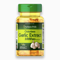 Re mv 75911 5531 garlic odorless 1000 mg 100 softgels