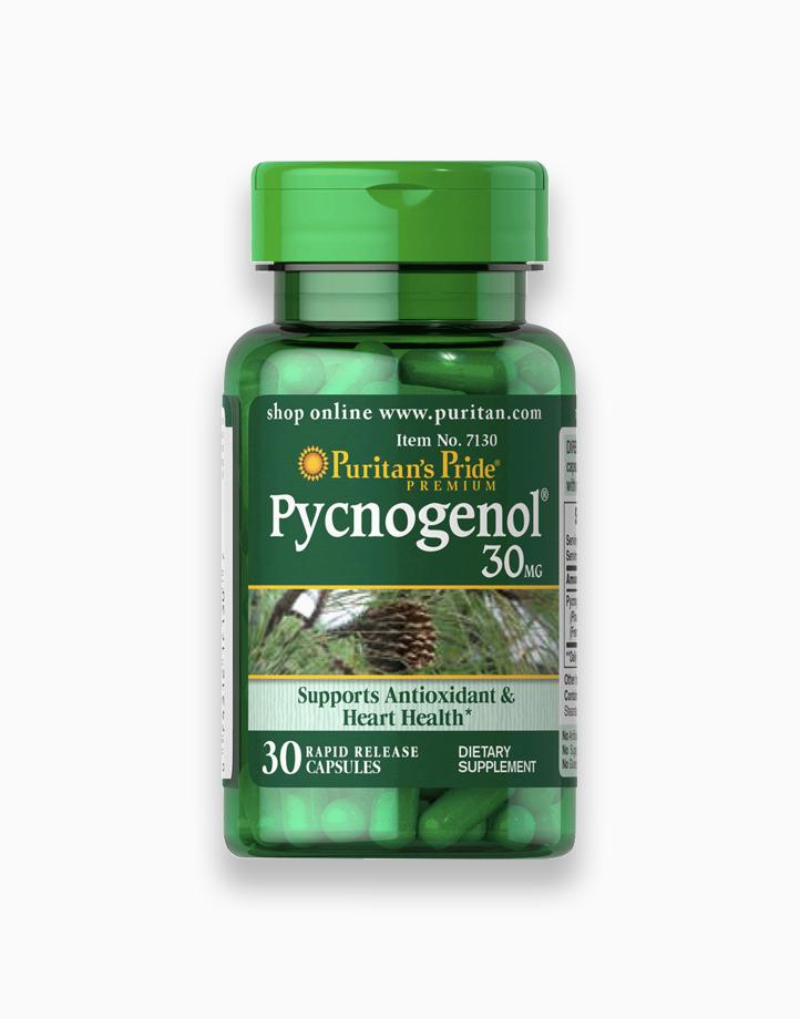 Pycnogenol 30mg (30 Capsules) by Puritan's Pride