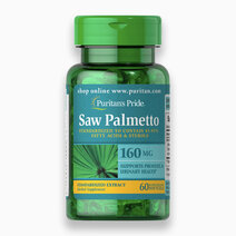 Re mv 75923 6895 saw palmetto standardized extract 160 mg 60 softgels