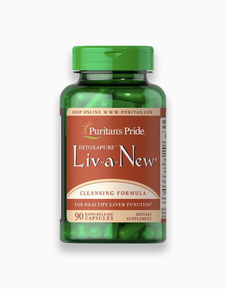 Liv A New Liver Detox (90 Capsules) by Puritan's Pride