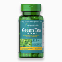 Re mv 76020 3131 green tea standardized extract 315 mg 100 capsules