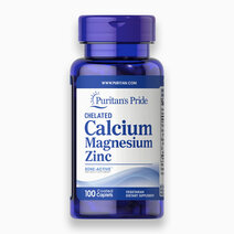 Re mv 76068 4290 chelated calcium magnesium zinc 100 caplets